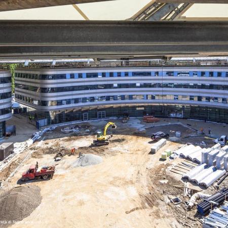 Cantiere Italgas luglio 2012