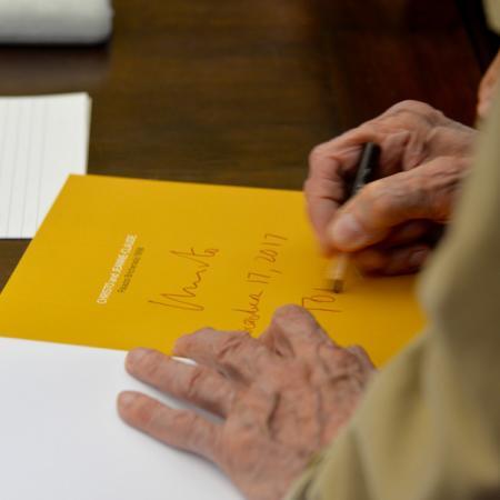Firma di Christo