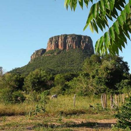 Paraguay - Cordigliera dell'Amambay