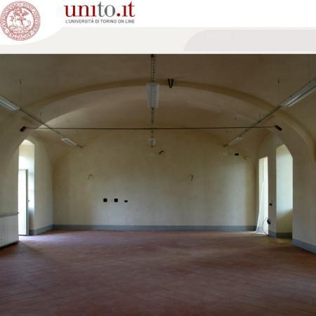 Savigliano - Aula in fase di completamento