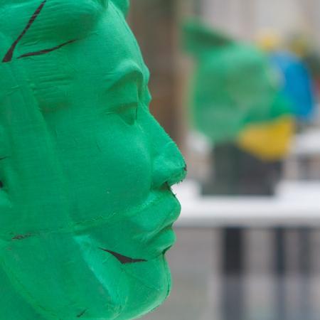 Inaugurazione Urban Colors and Xian warriors