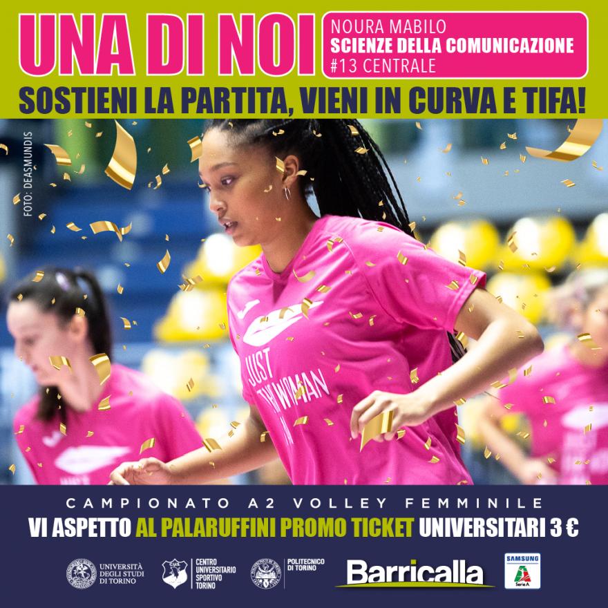 Samsung Volley Cup di serie A2 femminile
