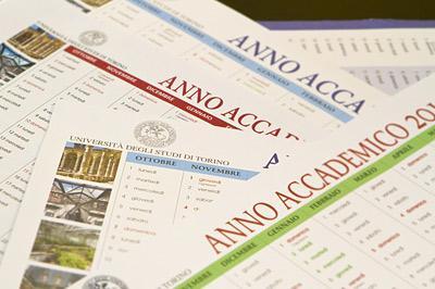Calendario accademico | Università di Torino