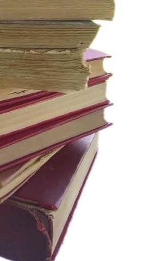 Pila di libri sovrapposti