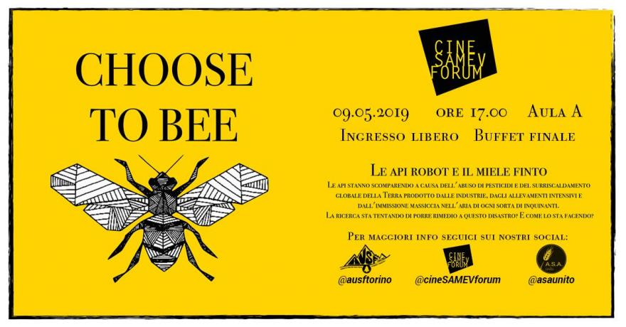 Immagine Choose to bee