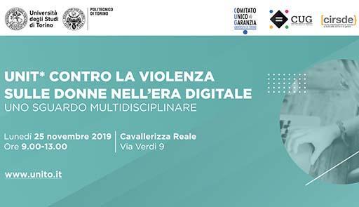 Unit* contro la Violenza sulle Donne nell'Era Digitale. Uno sguardo multidisciplinare