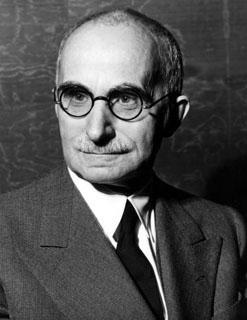Ritratto di Luigi Einaudi