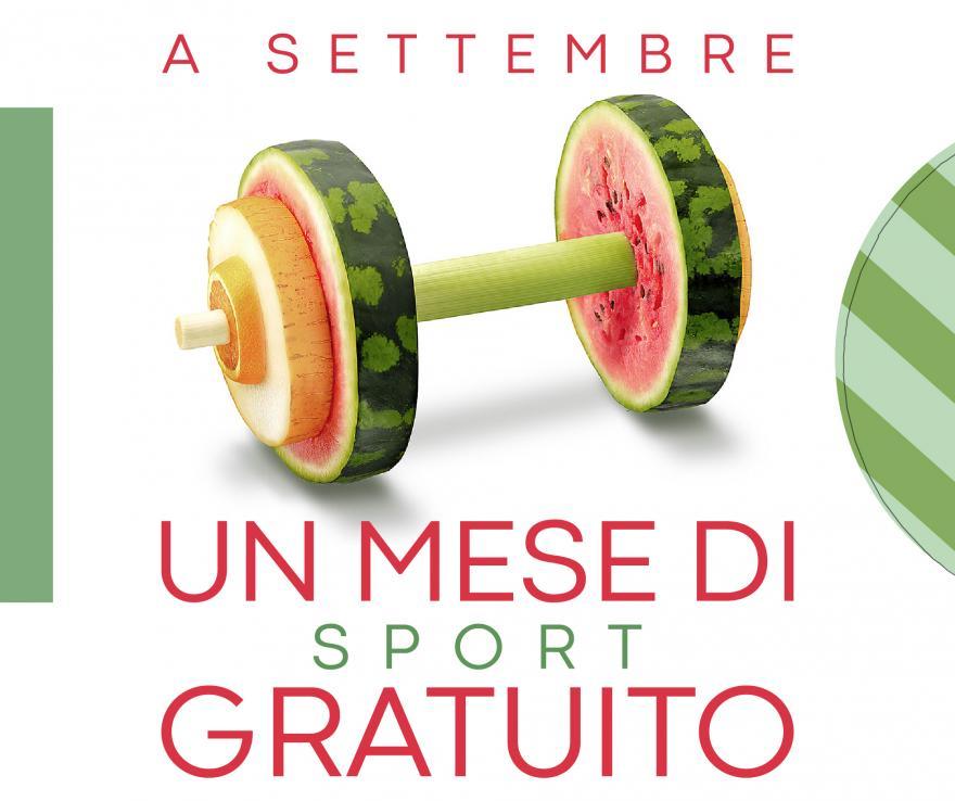Mese dello Sport settembre 2018 Cus Torino