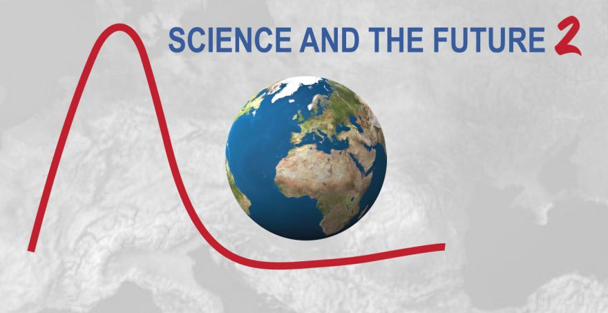 Logo Science and the Future 2018