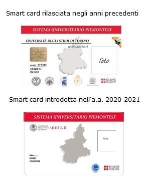 Smart card studenti Università di Torino
