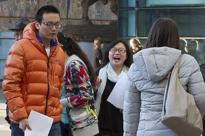 Studenti asiatici