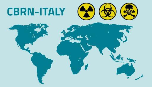 cartina geografica mondiale e titolo dell'evento