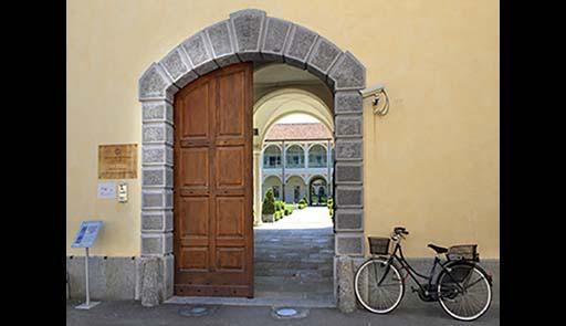 ingresso sede Polo di Savigliano