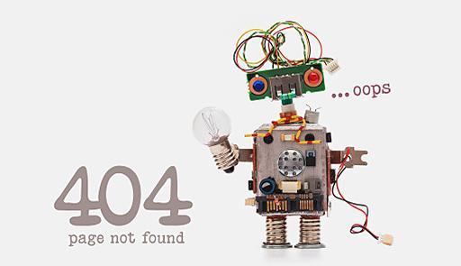 Piccolo robot metallico