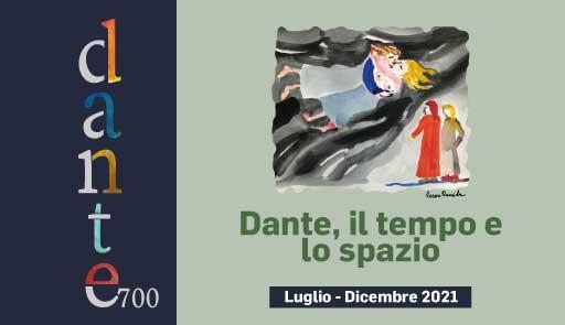 grafica Dante 700, Dante, il tempo e lo spazio