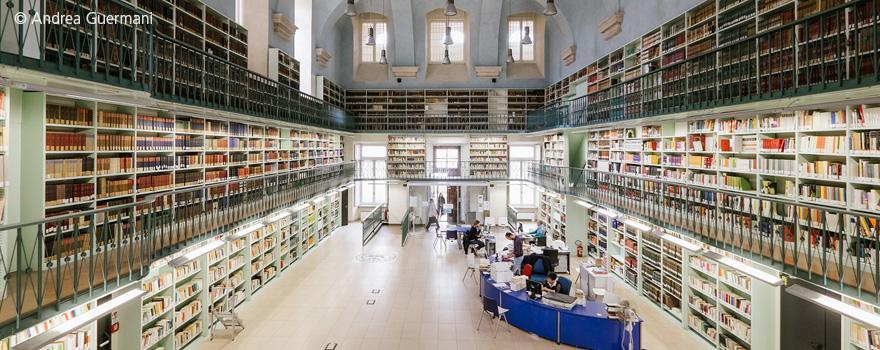 Biblioteca Graf Università di Torino
