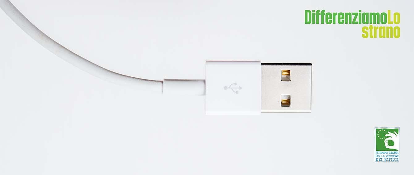 cavo con presa USB